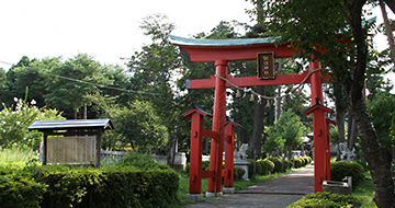 Shiizaki Suwa Shrine