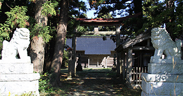 Takei Kumano Shrine