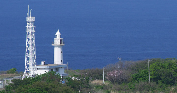 Hajikizaki Lighthouse