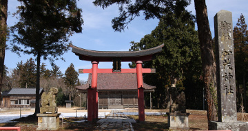 Kamo Shrine Noh Stage