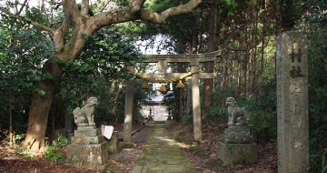Kodomari Hakusan Shrine Noh Stage